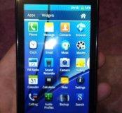 Новый сенсорный телефон фирмы M-Horse A8