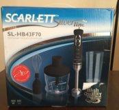 Блендер-измельчитель Scarlett HB43F70