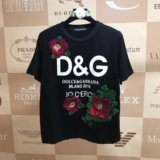Новая футболка D&G