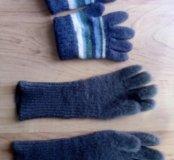 Перчатки детские на 1-1.6 г