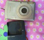 Фотоаппарат canon ixus65