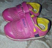 Кросовки для девочки ортопедические