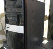 Мощный современный компьютер с SSD 60Gb