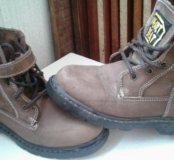 Деми ботинки унисекс
