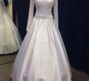 Новое свадебное платье 44-46-48-50