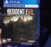 Resident evil 7 (PS4)