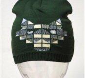 Новые шапки и шарфы