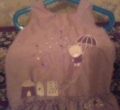 Платье 80-90 см