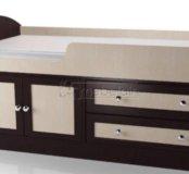 """Детская кровать """"Мебелайн-2"""" 164х84х65"""