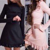 Платье розовое,новое