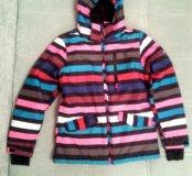 Куртка горнолыжная для девочки