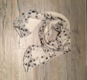 Оригинальный шарф.