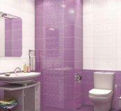 Плитка в ванную,керамогранит, плитка, мозаика
