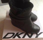 Ботинки DKNY оригинал