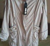 Куртка новая 50-52 р-р