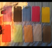 Тонкие чехлы на iPhone 6/6s