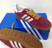 Adidas Gazelle brand new RED