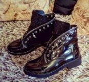 Ботиночки лаковые