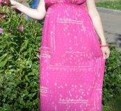 Сарафан летний для беременной