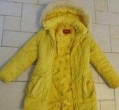 Модная курточка на весну
