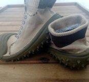 Тапочки - носочки для дома