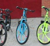 Велосипеды Bmw,LandRover,Mercedes,FatBike