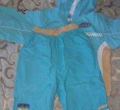 Спортивный костюм на 80-86