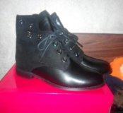 Новые ботиночки 37 р