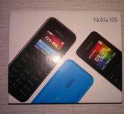 Nokia 105 (новый)