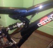 Горный велосипед NOVUS