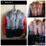 Жилетка -куртка 48 размер