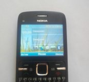 Телефон Nokia C3 c Wi Fi, долго держит заряд