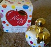 Парфюм, лимитированный выпуск Nina от Nina Ricci