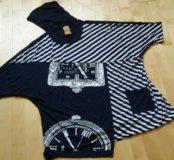 Новая блуза 52-62р