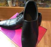 Классические новые туфли