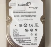 Seagate Momentus 5400.6 500 Gb