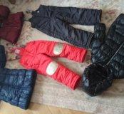 98-104-110 пакет одежды для девочки осень зима
