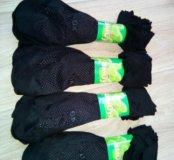 Капроновые носки с тормозами