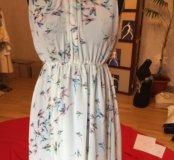 Сарафан длинный платье длинное