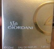 Парфюмeрная вода miss Gordani