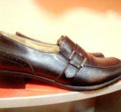 Кожаные туфли Kufenberg, 39