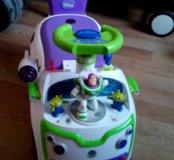 Машина толокар disney история игрушек