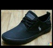 Ботинки поло