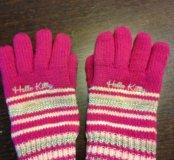 Перчатки детские Hello Kitty