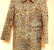 Леопардовый плащ, 46