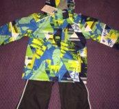 Новый демисезонный костюм Kalborn 110-116