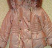 Куртка зима на 10 лет