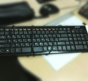 клавиатура ножничная