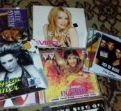17 Мр3 и CD зарубежной поп-музыки в идеале