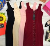 Платье -утяжка